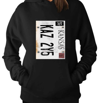 License plate Supernatural For Man Hoodie and Woman Hoodie S / M / L / XL / 2XL*AP*
