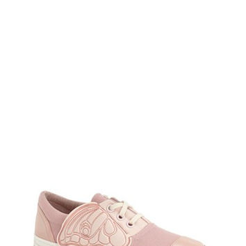 'Juniper' Lace-Up Sneaker (Toddler, Little Kid & Big Kid)