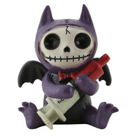 Furrybones Bat Injector Figure