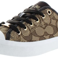 Coach Empire Women's Signature Sneakers Shoes Low