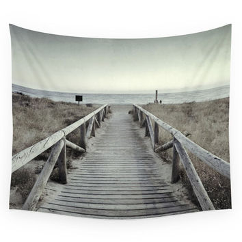 Society6 The Beach....... Wall Tapestry