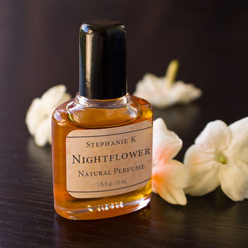 Nightflower - all Natural Botanical Perfume Mini