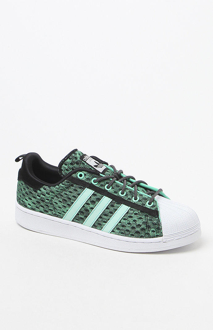 adidas Superstar Glow-In-The-Dark Shoes from PacSun 5cba2f647