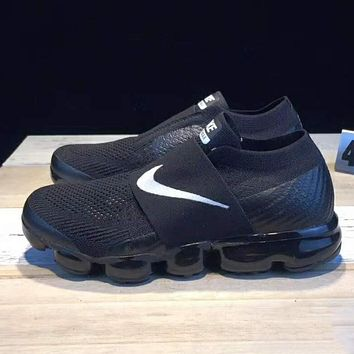 Tagre™ Nike Air Vapormax Fashion Men Sport Casual Sneakers Running Shoes Black White I-CSXY