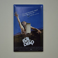 Evil Dead Switch Cover