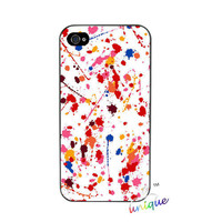 Graffiti Art Iphone Case for Iphone 4 / Iphone 4S by BlueCubes