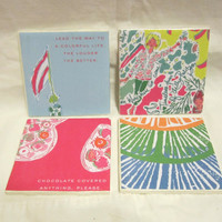 Lilly Pulitzer 4 Piece Coaster Set