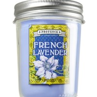 Mason Jar Candle French Lavender
