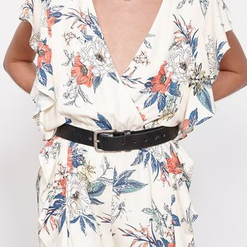 Small Town Girl Playsuit