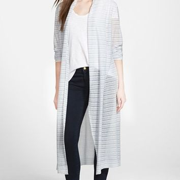 Women's NIC+ZOE 'Sleek and Chic' Long Cardigan,