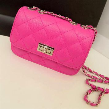 Girls Women Leather Strap Vintage Trendy Shoulder Bags Cross body bag Ladies Bags
