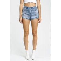 Kylee High Rise Cuffed Short