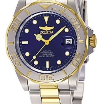 Invicta 9012 Men's Pro Diver Collection Automatic Two-Tone Watch