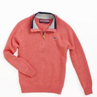 Boys Proutsneck 1/4-Zip Sweater