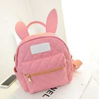 Bunny Rabbit Ears Backpack