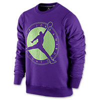 Men's Jordan Flight Club Graphic Crew Sweatshirt