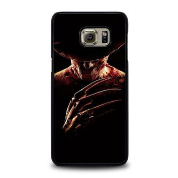 freddy krueger 2 samsung galaxy s6 edge plus case cover  number 1