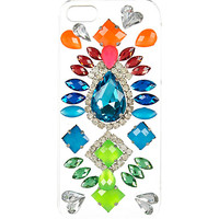 Clear Skinnydip gem stone iPhone 5/5S case - phone / tablet cases - bags / purses - women