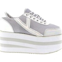 Ladies Youth Rise Up Karazii Dash Yru Wedge Flatform Low Cut Trainers