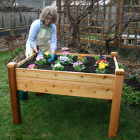 OLT Elevated Garden Bed 4'x3′
