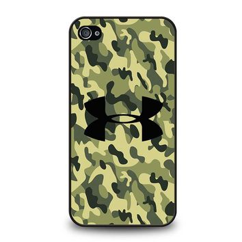 CAMO BAPE UNDER ARMOUR iPhone 4 / 4S Case Cover