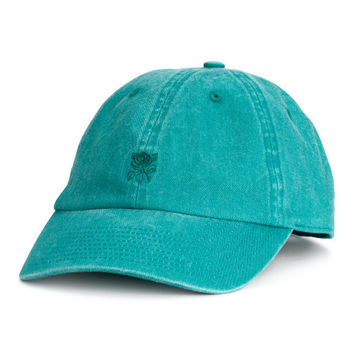 Cap with Embroidery - from H&M