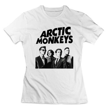 Arctic Monkeys Clothing T shirt Women