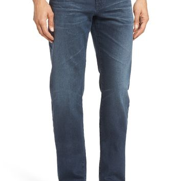 AG Graduate Slim Straight Leg Jeans (7 Years Blue Peril) | Nordstrom