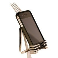 The iFork iPhone stand by ForkedUpArt on Etsy