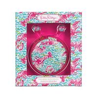 Earbuds With Pouch - Lilly Pulitzer