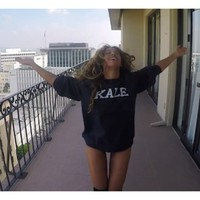 Sub_Urban Riot KALE Sweatshirt as seen on Beyonce In Her 7/11 Video