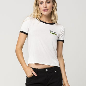 FULL TILT See You Later Alligator Womens Tee | Graphic Tees