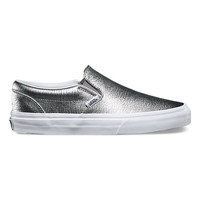 Foil Metallic Slip-On | Shop at Vans