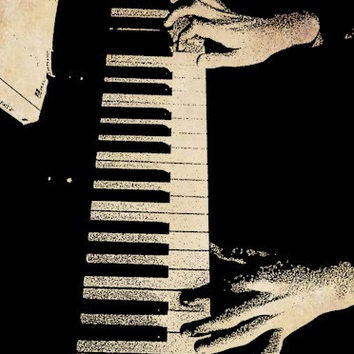 hands playing piano png clip art file Digital Image Download music musicians graphics