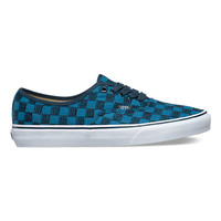 Stitch Checkers Authentic | Shop at Vans