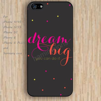 iPhone 5s 6 case chevron do it colorful dream phone case iphone case,ipod case,samsung galaxy case available plastic rubber case waterproof B750