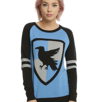 Harry Potter Ravenclaw Girls Pullover Top