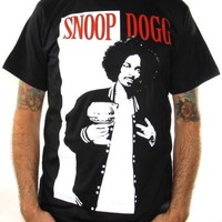 Snoop Dogg T-Shirt - Retro Logo