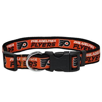 Philadelphia Flyers Pet Collar by Pets First