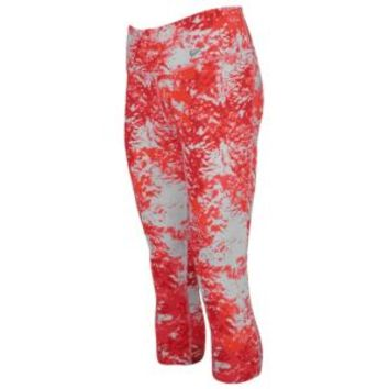 Nike Dri-Fit Cotton Printed Tight Capris - Women's at Lady Foot Locker