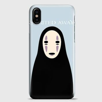 Spirited Away No Face iPhone X Case | casescraft