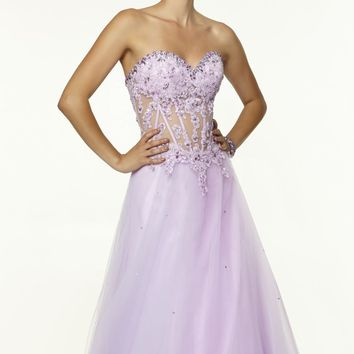 Paparazzi by Mori Lee 97047 Dress