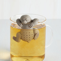 You Snooze, You Brew Tea Infuser | Mod Retro Vintage Kitchen | ModCloth.com
