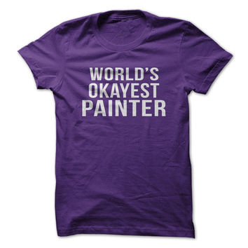 World's Okayest Painter