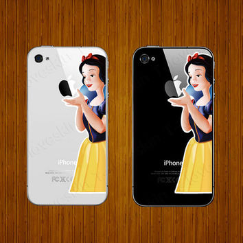 Apple iPhone Decal iPhone 4s Sticker Avery iPhone 5 by Tloveskin