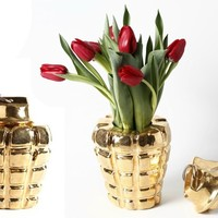 Vase WELCOME! T2L Collection by Thomas de Lussac