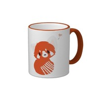 Adorable Red Panda Mug