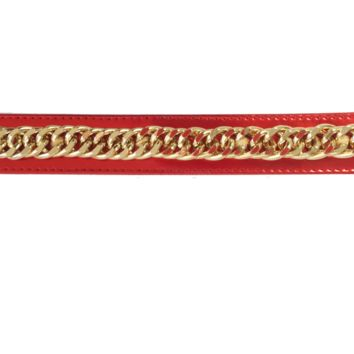 Red Snap Choker