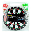 Dartboard Game with Hard Tip Darts (Case of 24)