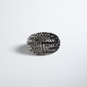 Pave Bauble Ring